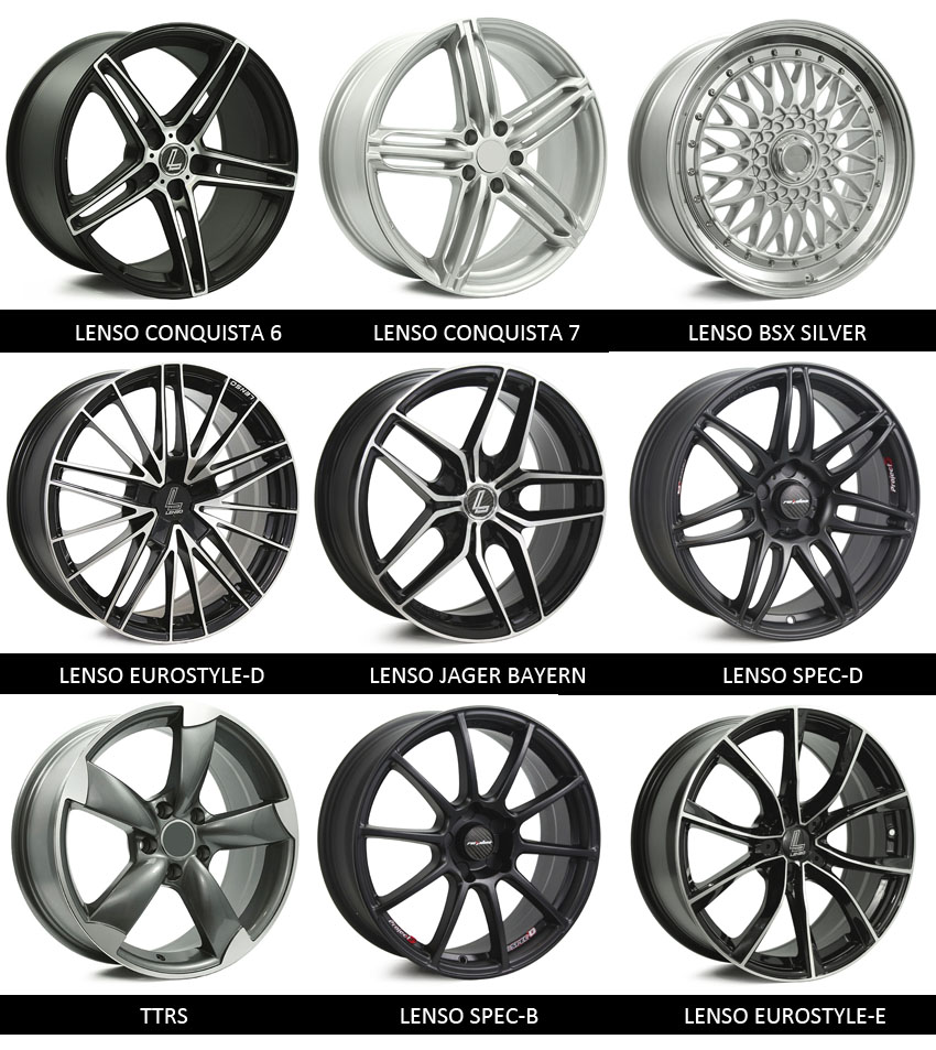 Audi A Wheels And Rims Blog Tempe Tyres - Audi rims