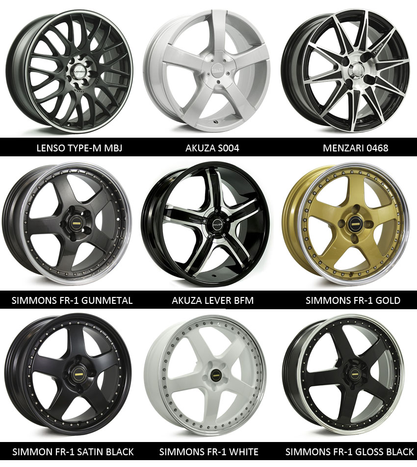 Audi A4 Wheels And Rims Blog Tempe Tyres White Black The One Thing You Can Depend On To Come With Every Aftermarket Order Is Best Buying Experience In Business