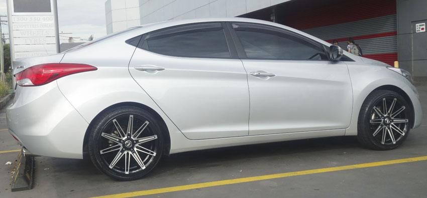 Hyundai Elantra Wheels And Rims Blog Tempe Tyres