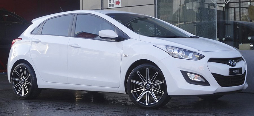 Hyundai I30 Mag Wheels Rims Blog Tempe Tyres
