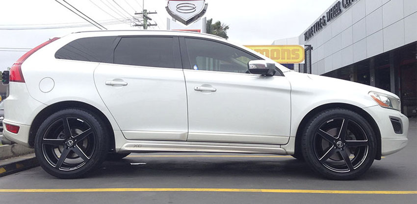 Volvo Of Tempe >> Volvo XC60 Wheels and Rims - Blog - Tempe Tyres