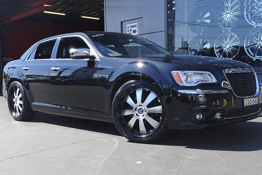 Chrysler 300 Srt8 For Sale >> Chrysler 300C Wheels and Rims - Blog - Tempe Tyres
