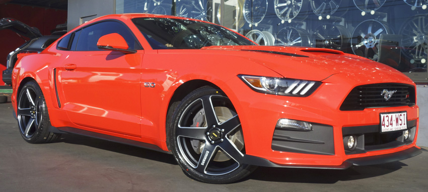 Ford Mustang Rims >> Ford Mustang Wheels And Rims Blog Tempe Tyres
