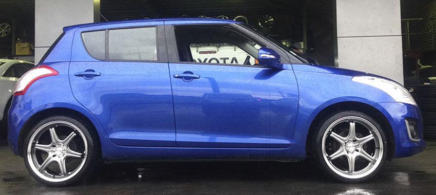 Worksheet. Suzuki Swift Wheels and Rims  Blog  Tempe Tyres