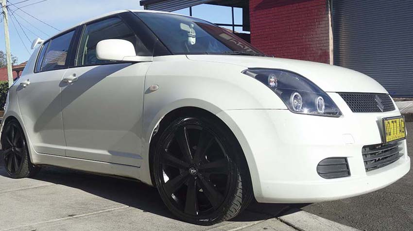 Suzuki Swift Wheels And Rims Blog Tempe Tyres