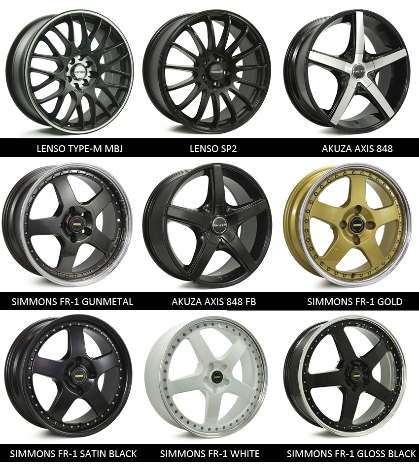 Audi A Wheels And Rims Blog Tempe Tyres - Mag audi