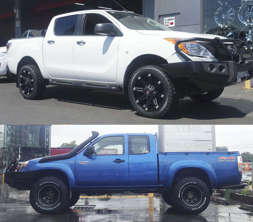 Mazda BT-50 Wheels and Rims - Blog - Tempe Tyres