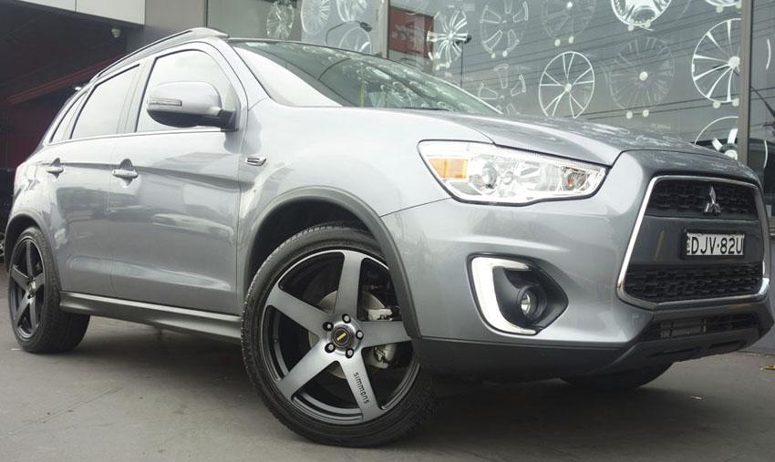 Mitsubishi Asx Wheels And Rims Blog Tempe Tyres