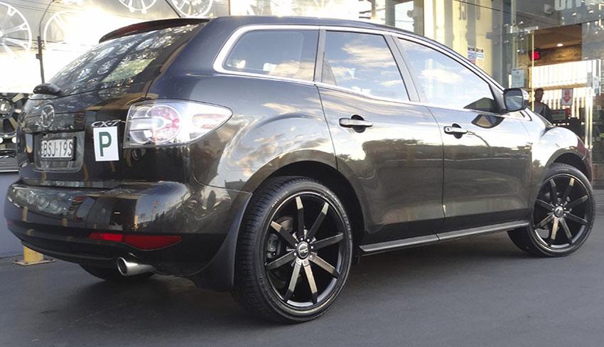 Mazda CX-7 Wheels and Rims - Blog - Tempe Tyres