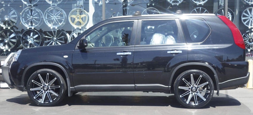 Deal On Wheels >> Nissan X-Trail Wheels and Rims - Blog - Tempe Tyres