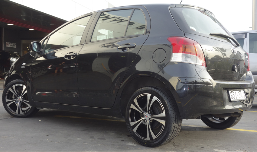 Toyota Financial Payment >> Toyota Yaris Wheels and Rims - Blog - Tempe Tyres