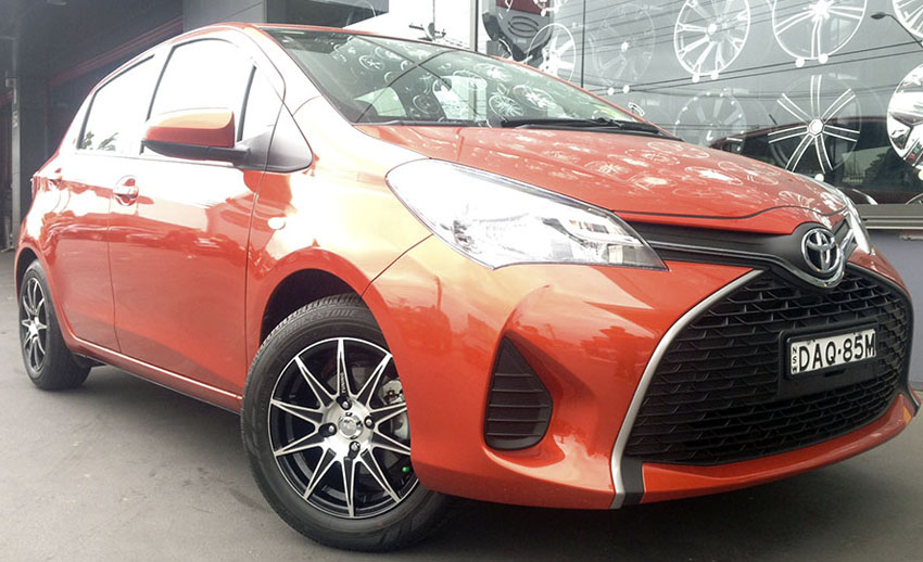 Toyota Yaris Wheels And Rims Blog Tempe Tyres
