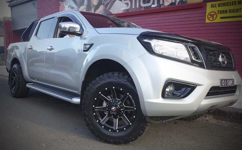 Nissan Navara Mag Wheels Rims - Blog - Tempe Tyres