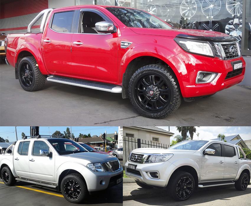 Nissan Navara Mag Wheels Rims Blog Tempe Tyres