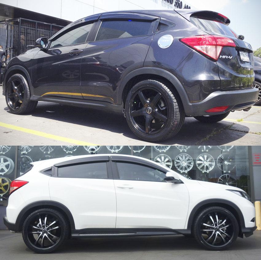 Honda Financial Payment >> Honda HR-V Wheels and Rims - Blog - Tempe Tyres