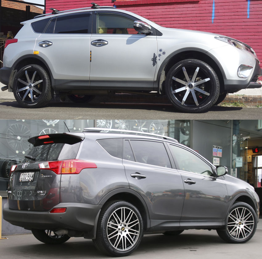 Toyota Rav4 Wheels And Rims Blog Tempe Tyres