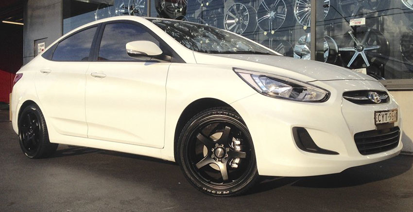 Hyundai Accent Wheels And Rims Blog Tempe Tyres