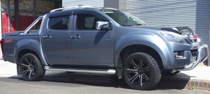 Isuzu D Max Wheels And Rims Blog Tempe Tyres