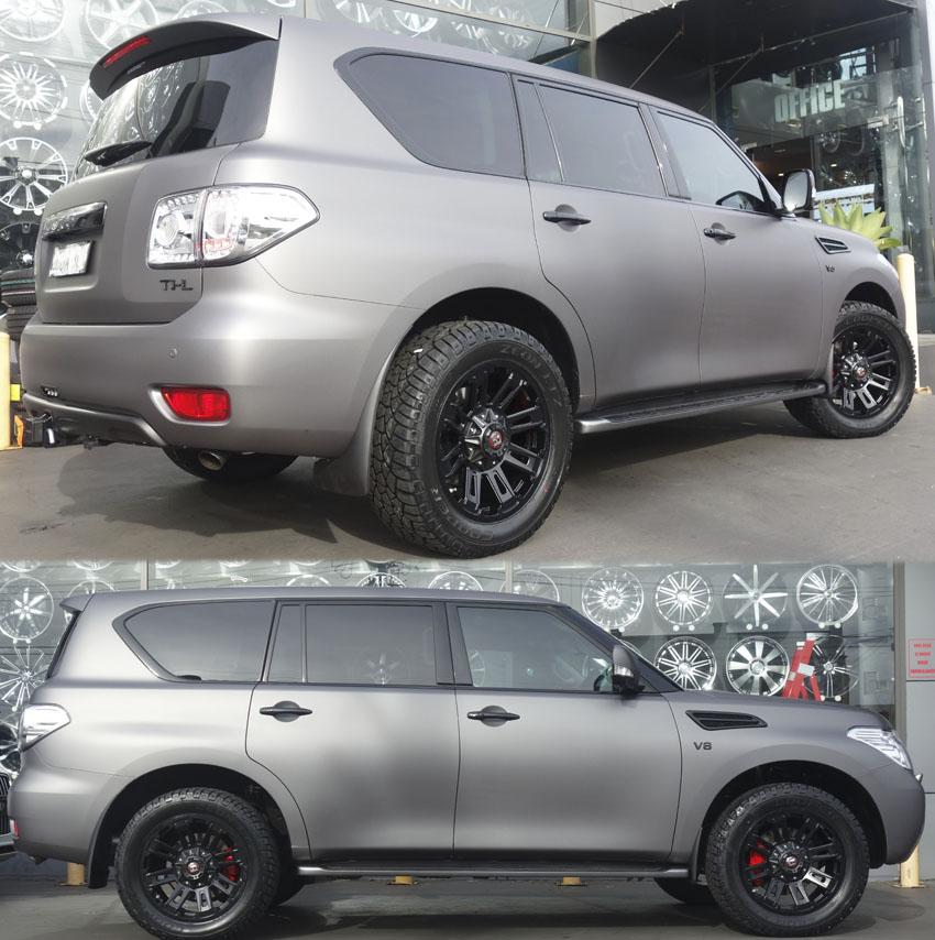 Nissan Patrol Wheels And Rims Blog Tempe Tyres