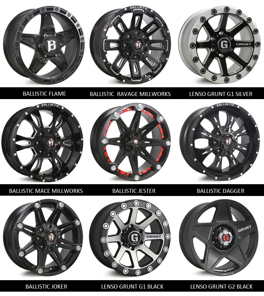 Nissan Patrol Wheels And Rims Blog Tempe Tyres