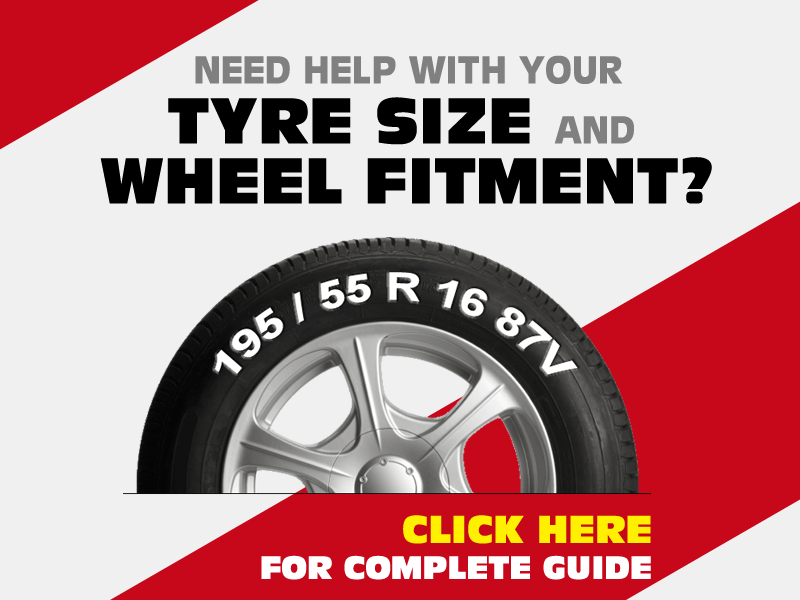 Tyre Size and Wheel Fitment Guide