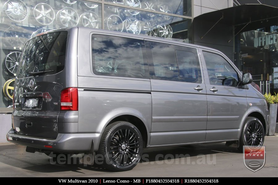 18x8.0 Lenso Como - MB on VW MULTIVAN