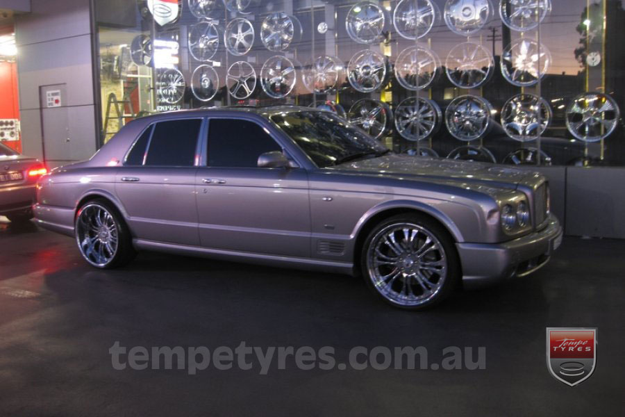on BENTLEY ARNAGE T