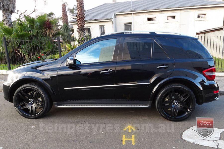 22 Mercedes Ml300 Ml350 Ml500 Ml550 Ml63 Wheels Tires