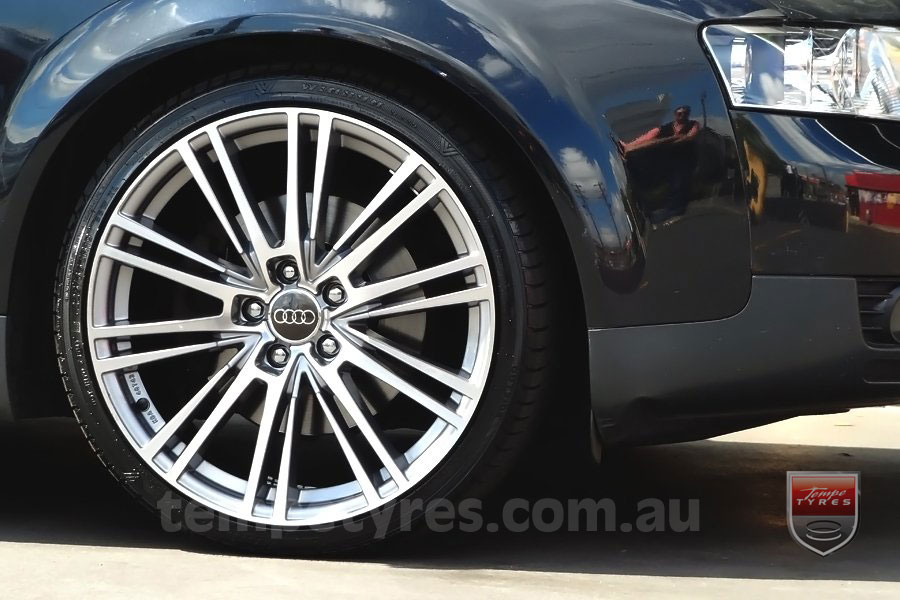 18x8.0 Style1188 on AUDI A4