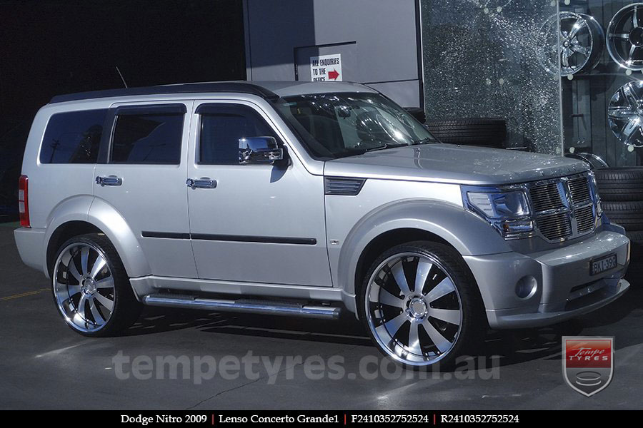 dodge nitro category dodge product 24x10 lenso concerto bki date taken. Cars Review. Best American Auto & Cars Review