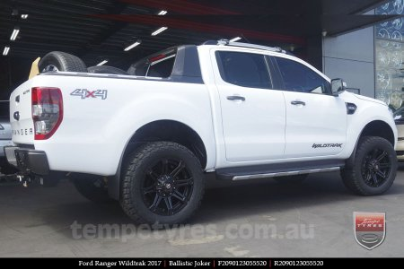 20x90 Ballistic Joker FB On FORD RANGER WILDTRAK