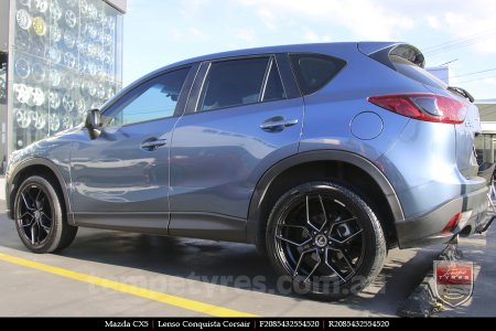 20x8.5 Lenso Conquista Corsair CQC on MAZDA CX5