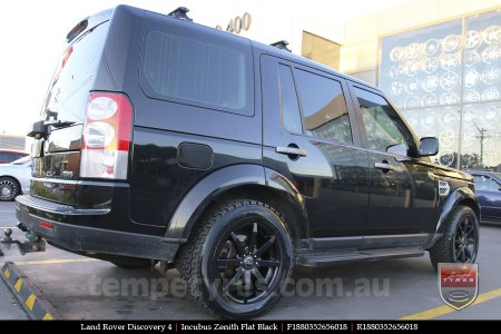 18x8.0 Incubus Zenith - FB on LAND ROVER DISCOVERY 4
