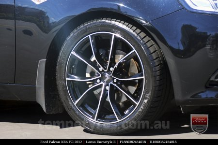 18x8.0 Lenso Eurostyle E ESE on FORD FALCON
