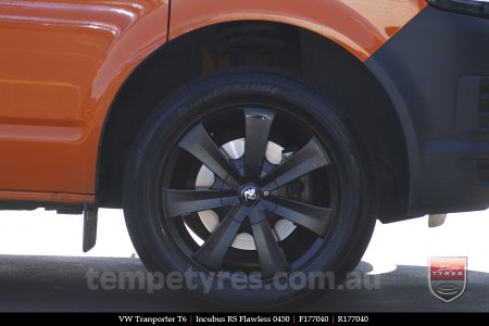 17x7.0 RS Flawless 0450 on VW TRANSPORTER