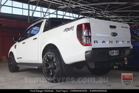 20x9.0 Fuel Vapor on FORD RANGER WILDTRAK