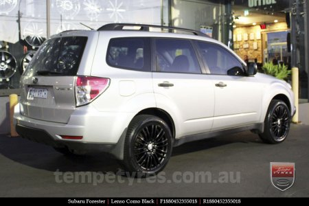 18x8.0 Lenso Como - MB on SUBARU FORESTER