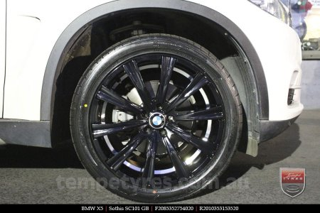 20x8.5 20x10 Sothis SC101 GB on BMW X5