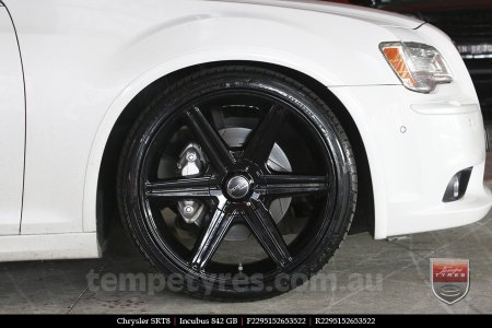 22x9.5 Incubus 842 GB on