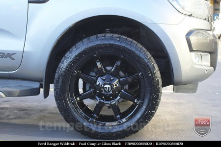 20x9.0 Fuel Coupler on FORD RANGER WILDTRAK