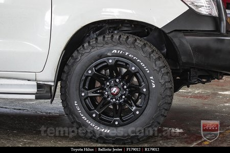 17x9.0 Ballistic Jester on