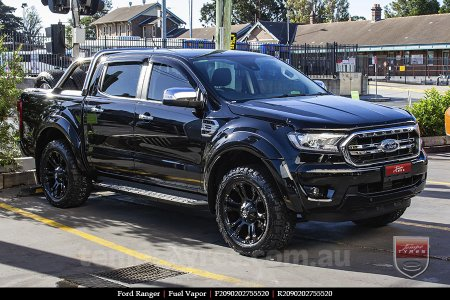 20x9.0 Fuel Vapor on FORD RANGER