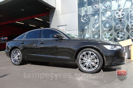 19x8.5 Style1188 on AUDI A6
