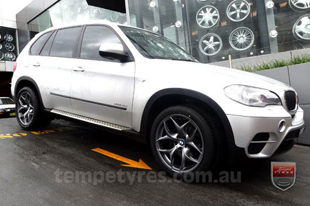 20x10 20x11 E70 Elite on BMW X5