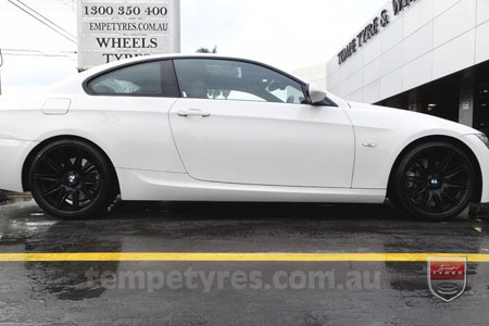 18x8.0 Style1062 SB on BMW 3 SERIES