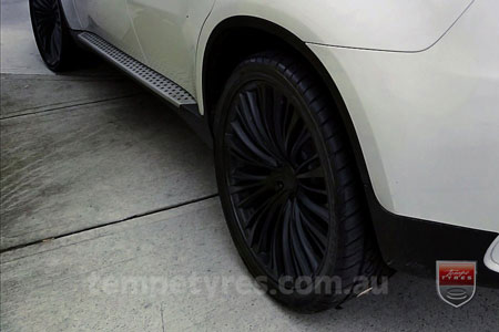 22x9.0 Lenso ESA on BMW X6