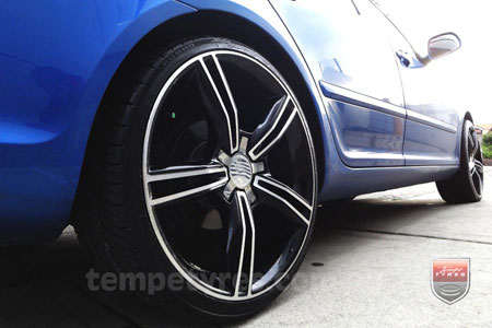 20x8.5 Lenso Rio on LEXUS IS250