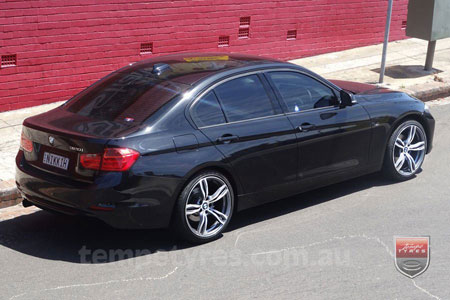 19x8.5 19x9.5 Style5409 on BMW 3 SERIES