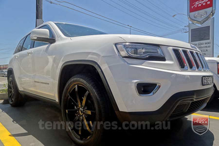 20x8.5 Incubus Zenith - FB on JEEP GRAND CHEROKEE