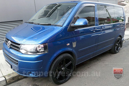 20x9.0 Incubus 842 on VW TRANSPORTER